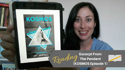 Reading Of An Excerpt From The Pendant #KOSMOS #Excerpt