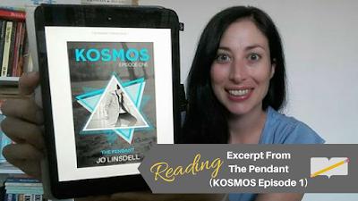 阅读吊坠#KOSMOS #节选