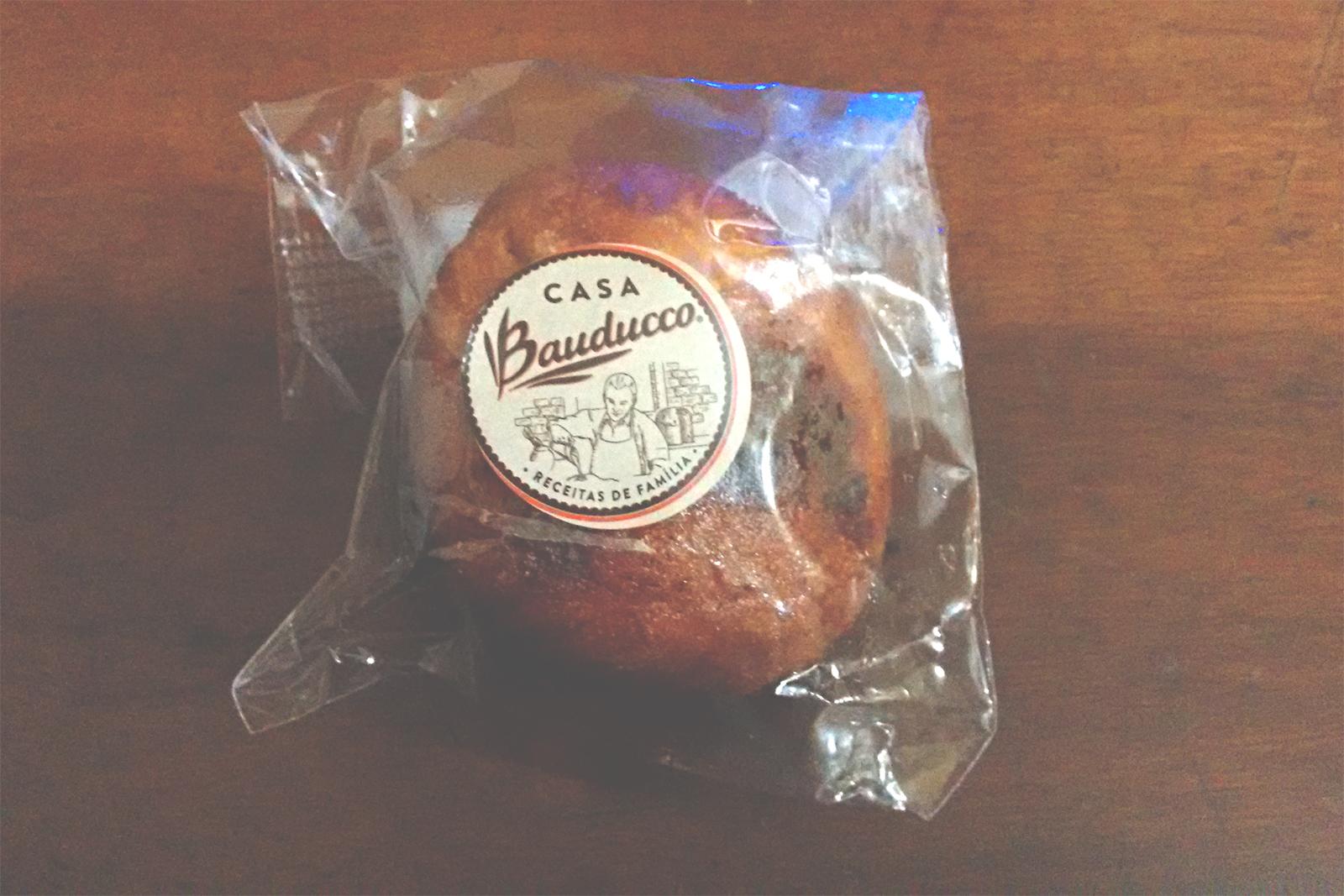 muffin casa bauducco