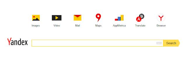 Yandex, Layanan Email Gratis dari Rusia