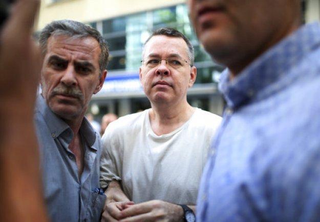 NBC: Μυστική συμφωνία ΗΠΑ-Τουρκίας για την απελευθέρωση του πάστορα Μπράνσον