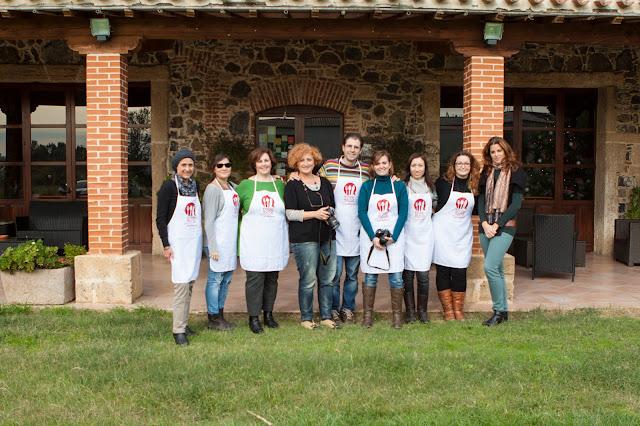 Gruppo blogtour-Agriturismo il Giglio a Massama