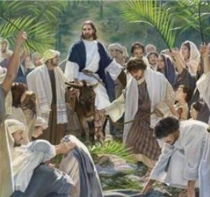 Lễ Lá tại Giêrusalem và Đàng Thánh Giá trên thế giới