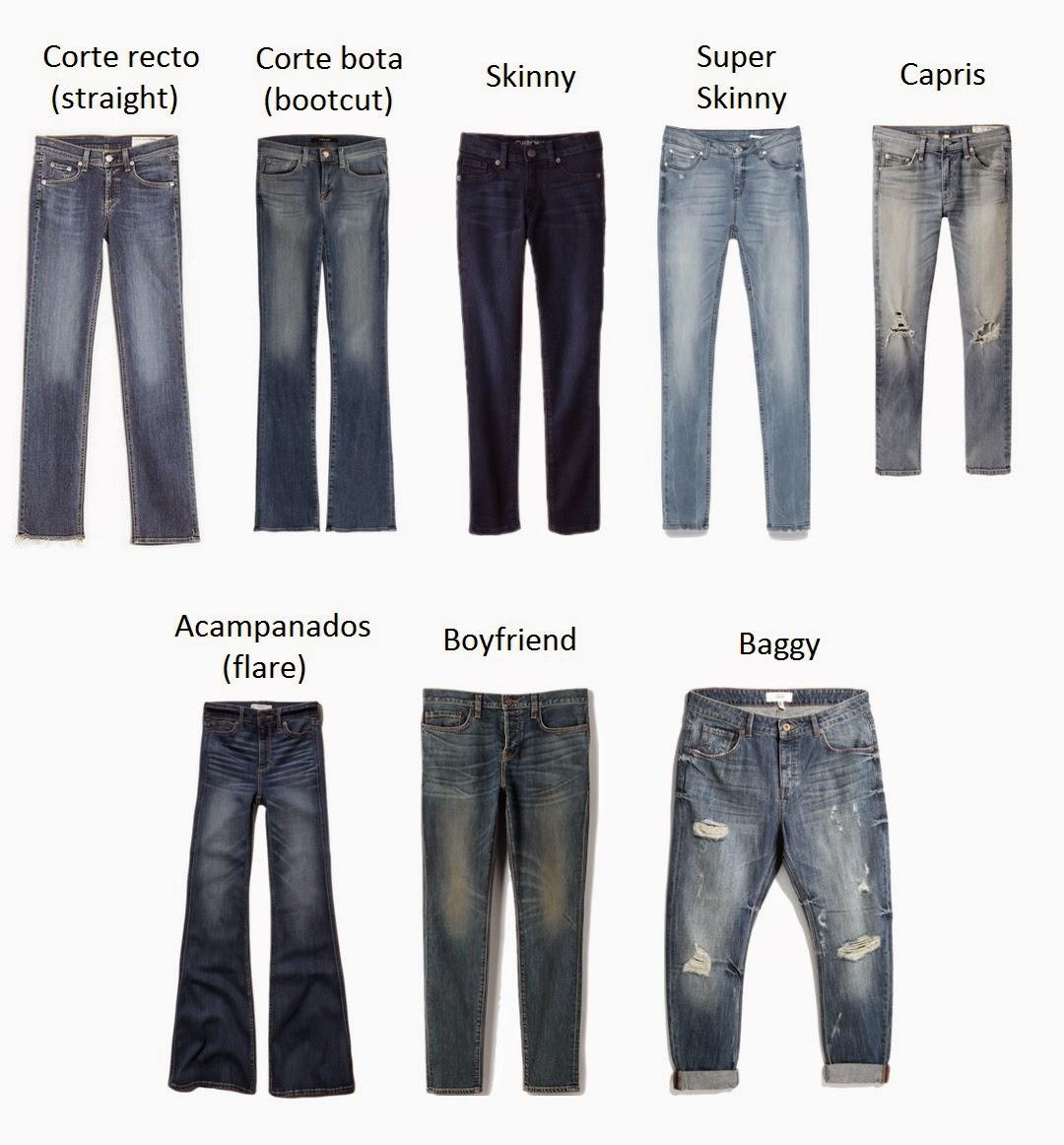De Formas Y Colores Jeans Que Caracteristicas Debes Tener En Cuenta