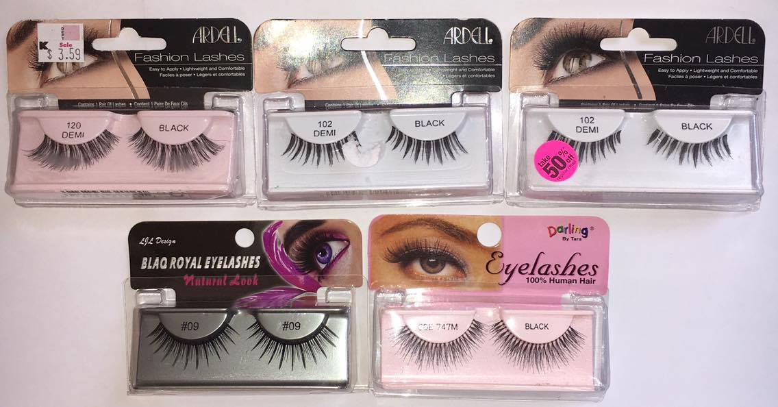 f4154a0d886 Ardell False Eyelashes Fake Lashes Invisibands Black YOU Ardell Lashes 120  Demi: Valentine Kisses
