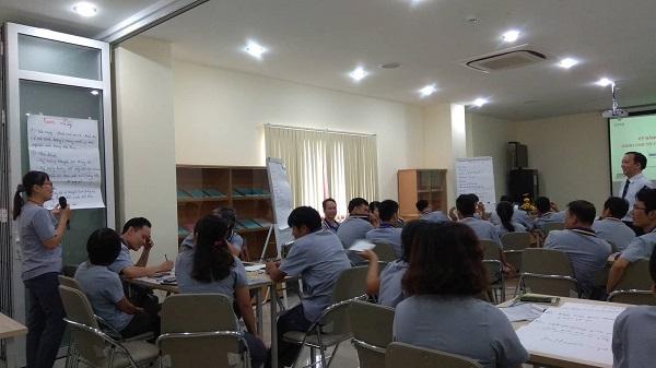 Địa chỉ đào tạo tổ trưởng sản xuất chuyên nghiệp tại TPHCM?