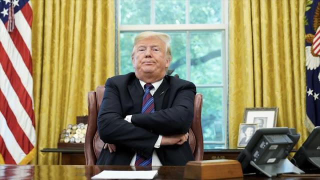 """Encuesta en EEUU: 44% quieren que comience """"impeachment"""" de Trump"""