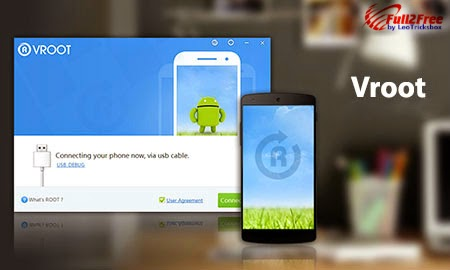 Vroot 1.7.3.4863 : Root Android devices with one click