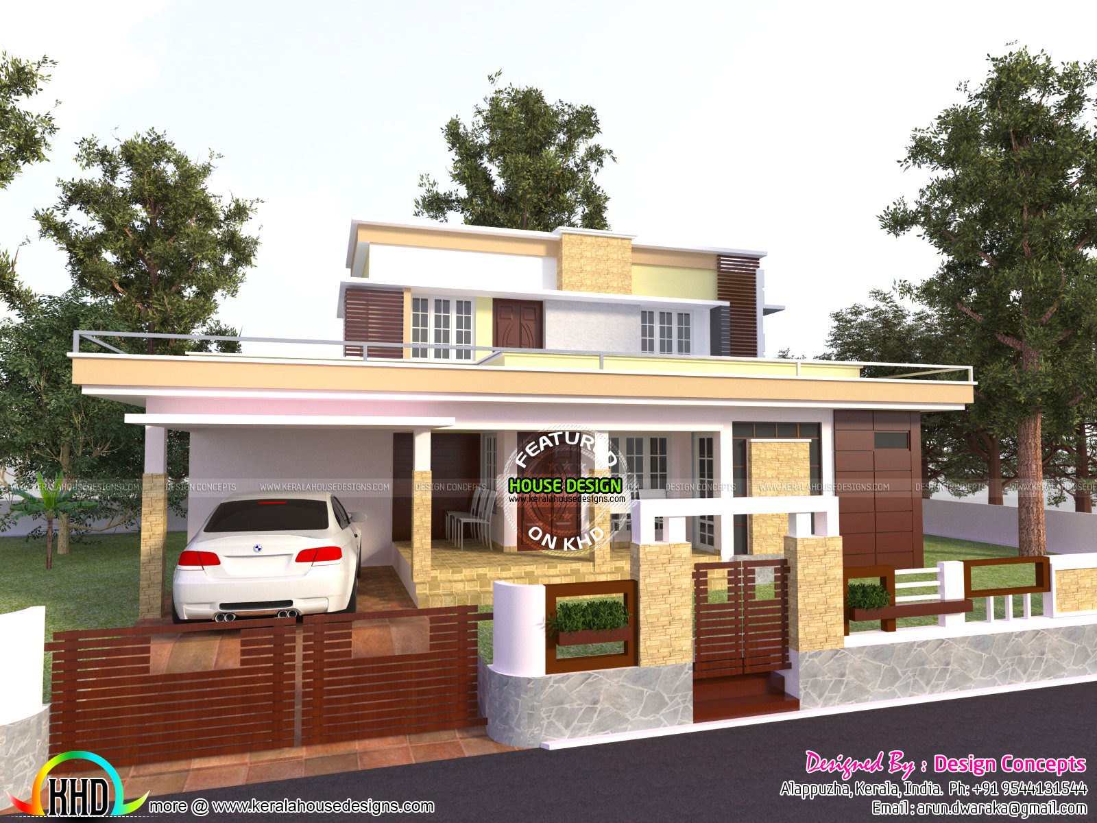 Modern Traditional House With Same Sq Ft Home Design
