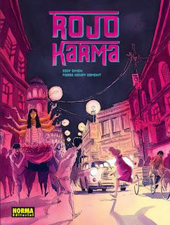 http://www.nuevavalquirias.com/rojo-karma-comic-comprar.html