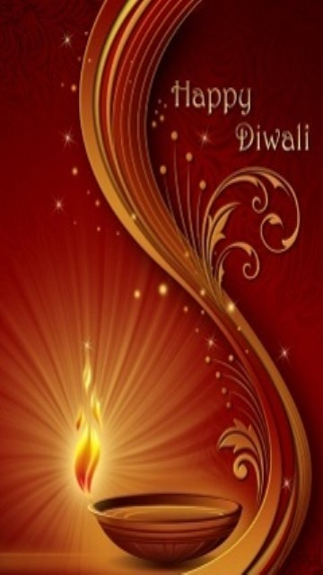 Animated Girly Wallpapers Magicmobi Happy Diwali Mobile Wallpapers 360x640