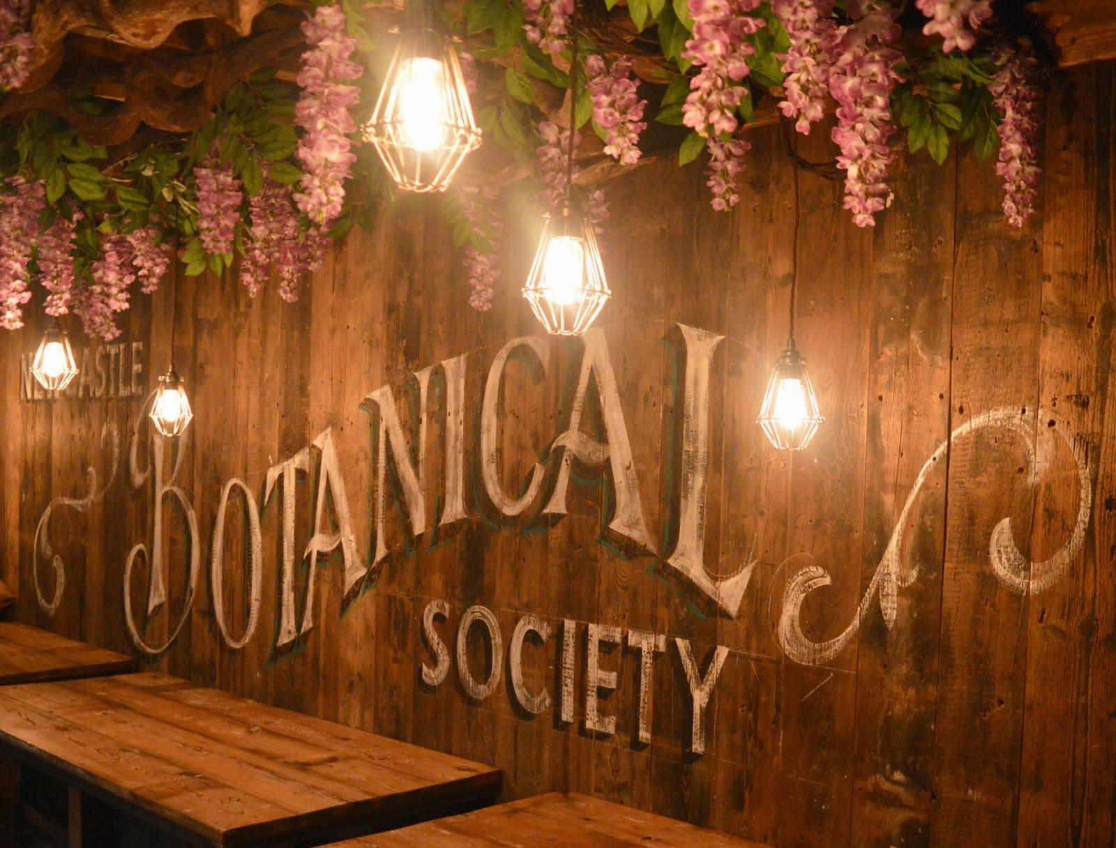 The Botanist Newcastle Mezzanine