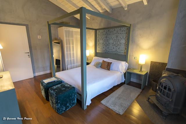 Casa Rural Etxegorri, habitación Itxina por El Guisante Verde Project