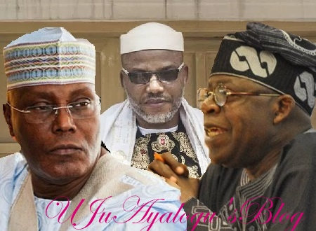 2019: The 3 Forces Already Positioned Self To Fight For Buhari's Job