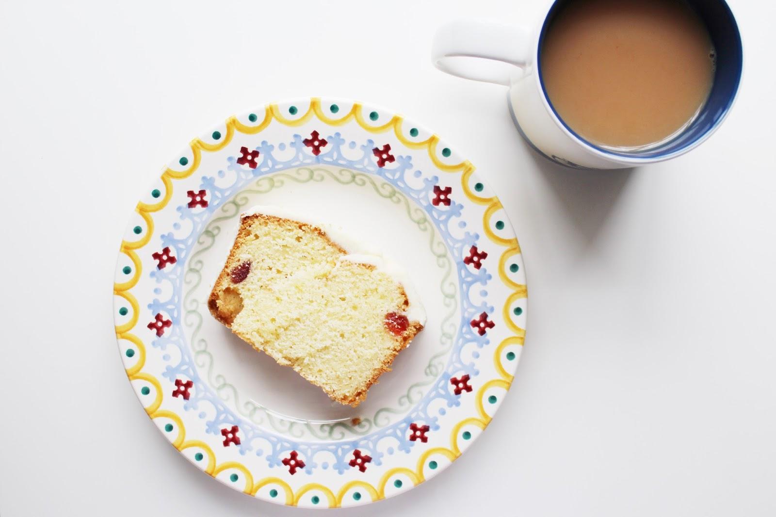 Cherry Madeira Cake Recipe Uk