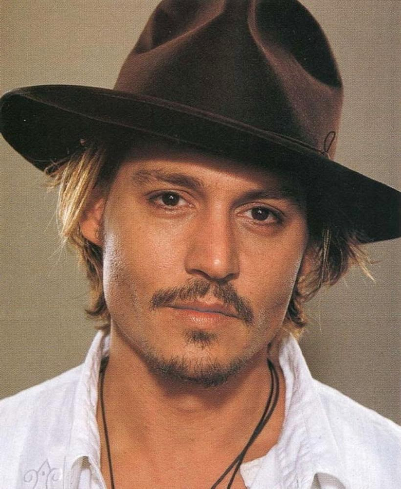 Johnny Depp: Myrna ..: Johnny Depp