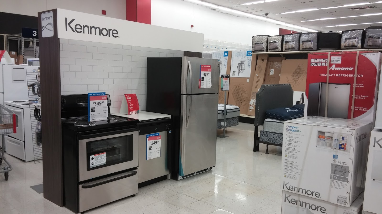 refrigerator kmart. kmart\u0027s electronics sections have been collectively dwindling around the county, and memphis store is no exception. what\u0027s left of likely refrigerator kmart