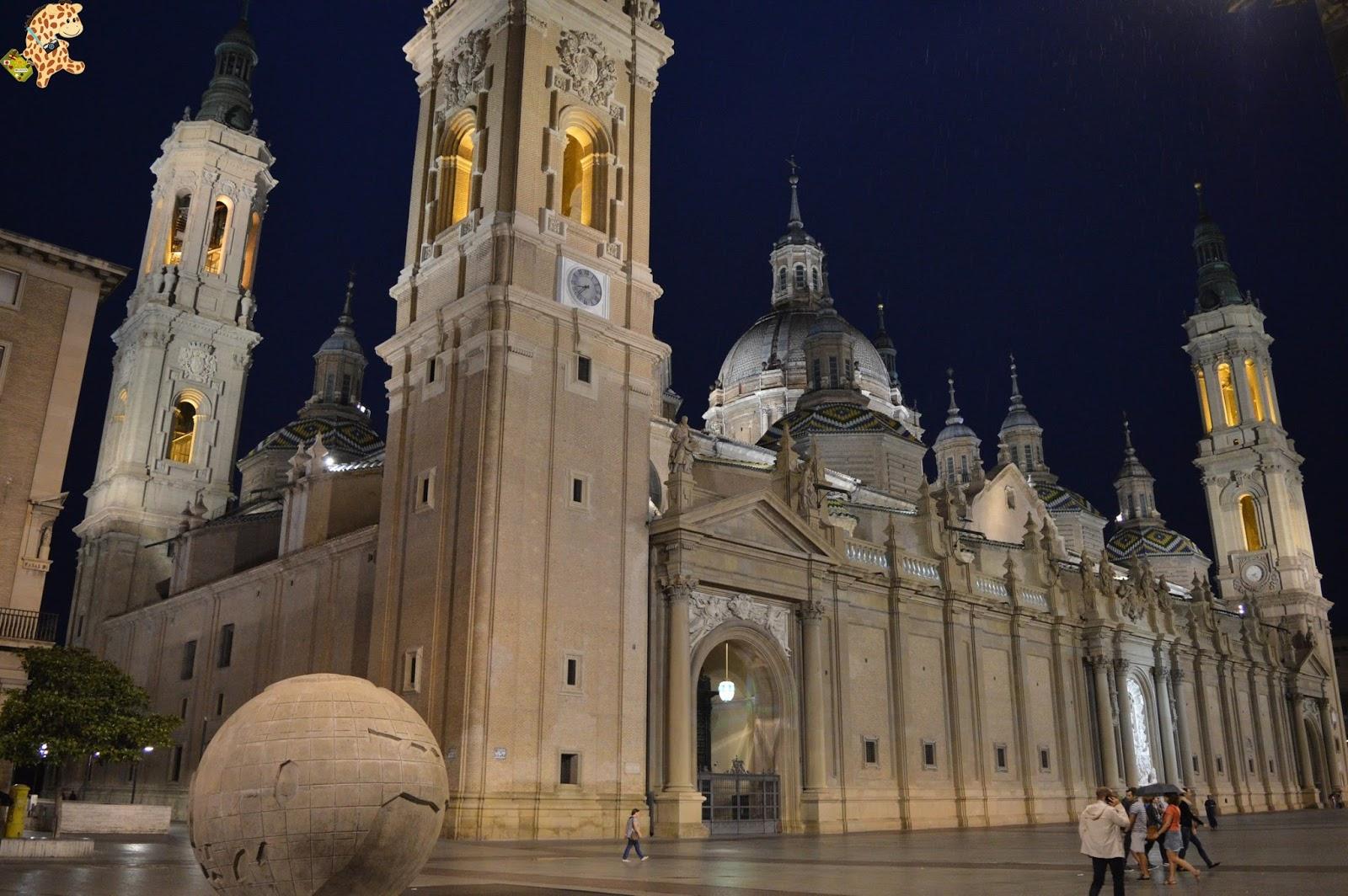 Qu ver en zaragoza en 2 d as deambulando con artabria for Zaragoza oficina de turismo