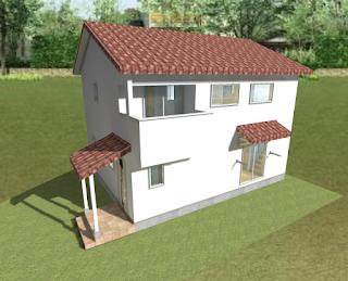 自然素材の家 桑名市大庭町の家