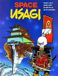 Space Usagi (1992)