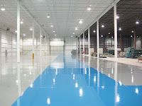 Finishing Floor Hardener & Epoxy
