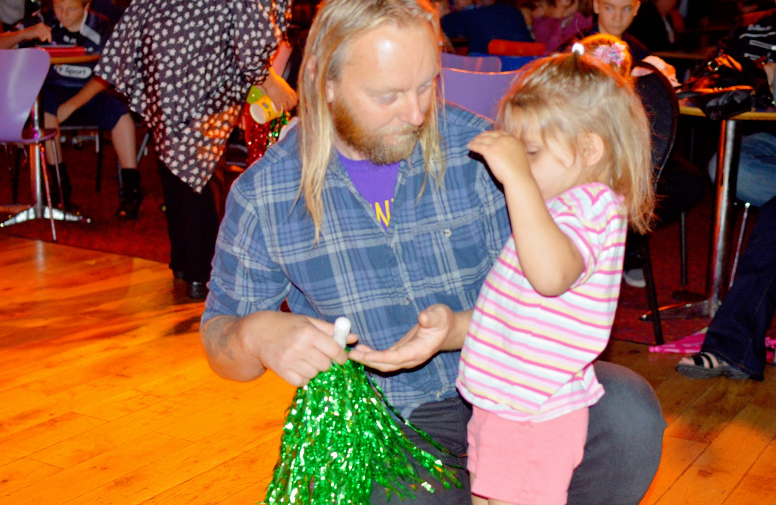 , Sensory Play at Haven Holidays