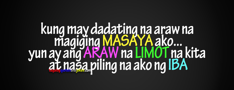 Famous Quotes About Love Tagalog. QuotesGram