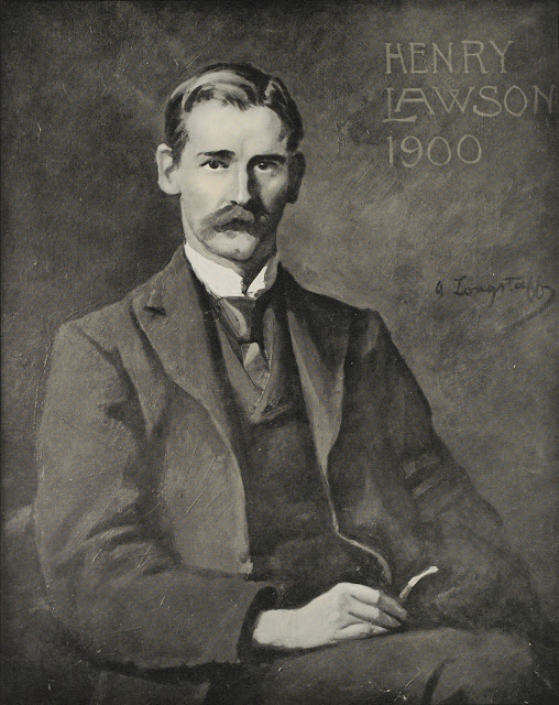 Henry Lawson  7 June 1867 – 2 September 1922
