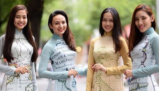 Inilah Lima Fakta Unik Seputar Wanita Vietnam Yang Wajib Kamu Tahu