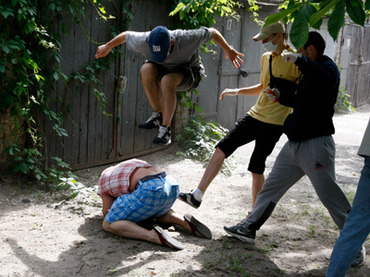 Gay capoeira