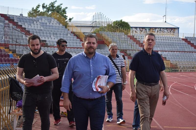 Περιοδεία υποψηφίων Λαϊκής Συσπείρωσης στο ΕΑΚΛ (ΦΩΤΟ)