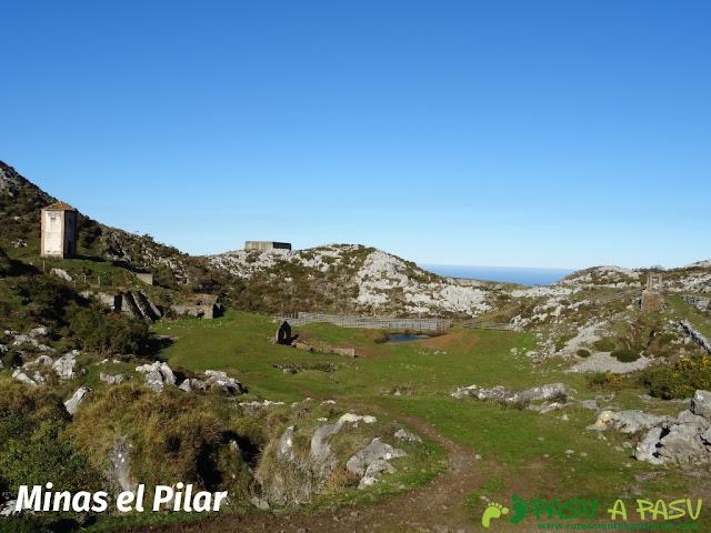 MInas del Pilar en el Cuera