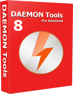 Download DAEMON Tools Pro 8 GRATIS
