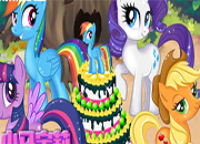 My Little Pony Birthday Party juego