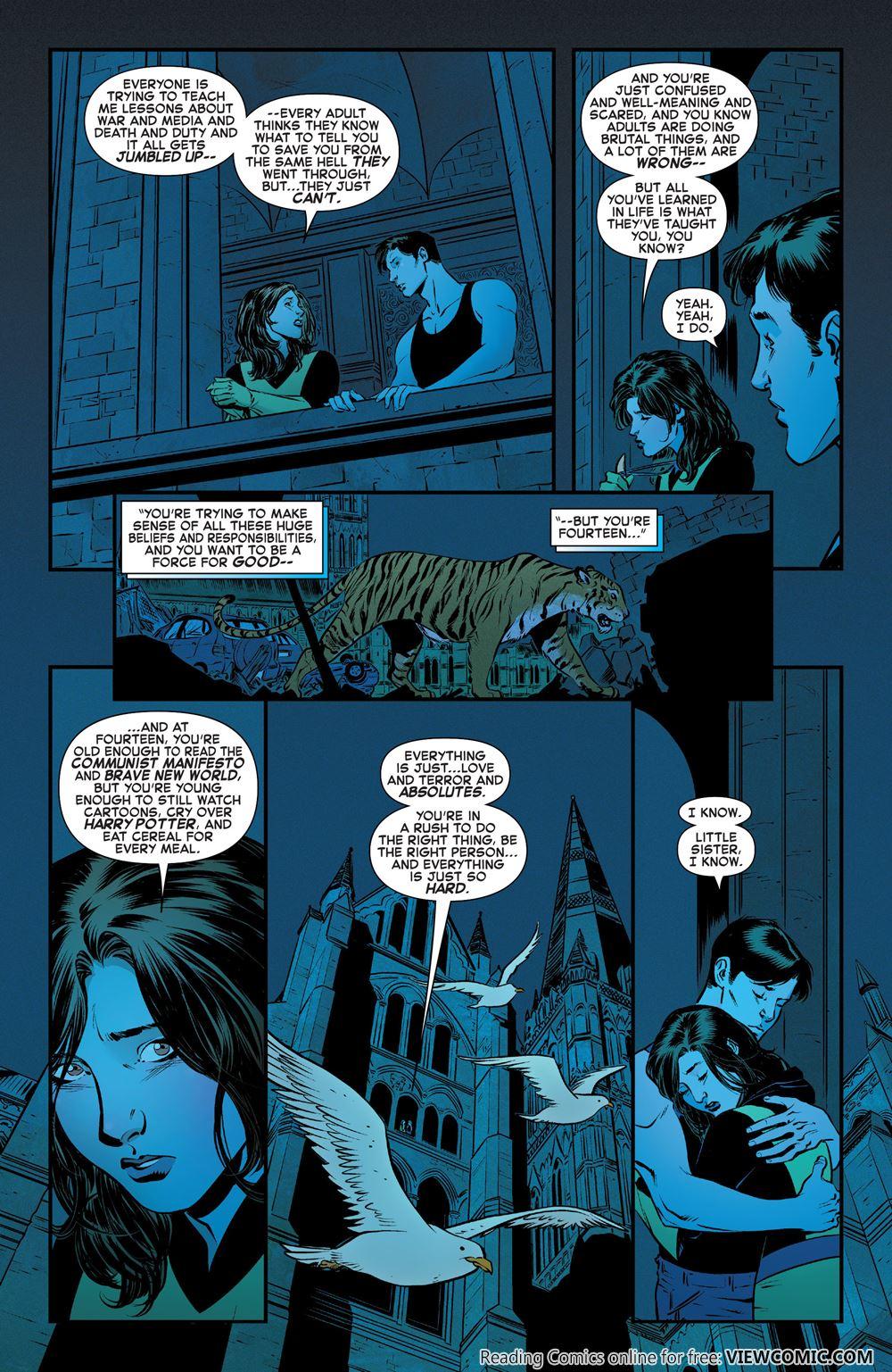 Years of Future Past 003 (2015) ……………… | Viewcomic reading comics