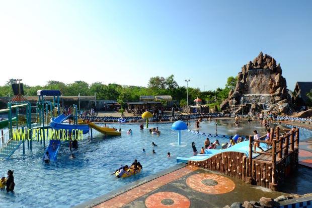 Taman Ade Irma Suryani Cirebon Waterland Taman Rekreasi