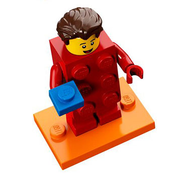 AnJ's Brick Blog: Lego Minifigures Series 18 Images Revealed!