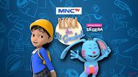 Animasi Riska Dan Si gembul MNCTV