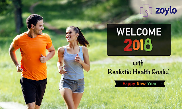 New Year Health Resolutions