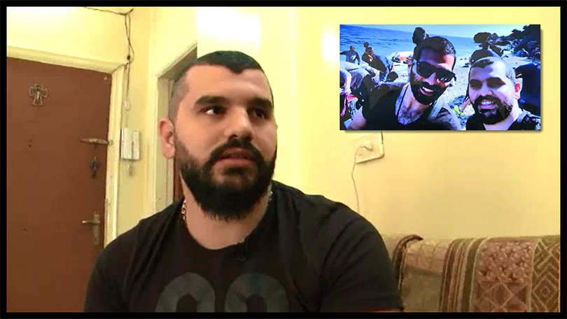 Σύρος Χριστιανός πρόσφυγας επέστρεψε στην Συρία
