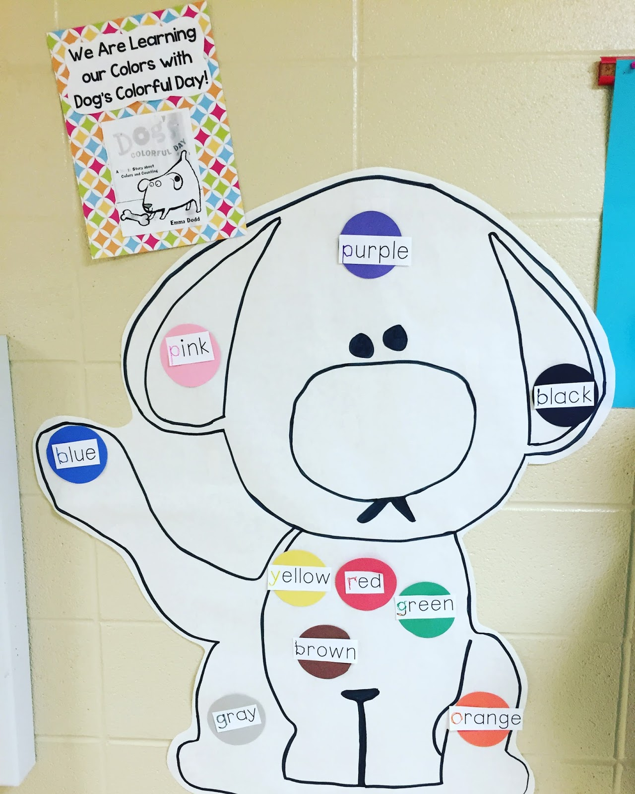 Mrs Lee S Kindergarten Dog S Colorful Day Centers And