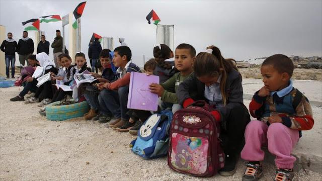 HRW: Israel comete crimen de guerra derribando escuelas palestinas