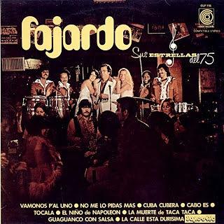 FAJARDO Y SUS ESTRELLAS DEL 75 (1975)