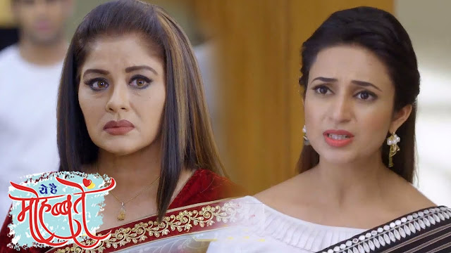 Big change in the STORYLINE of Star Plus Yeh Hai Mohabbatein