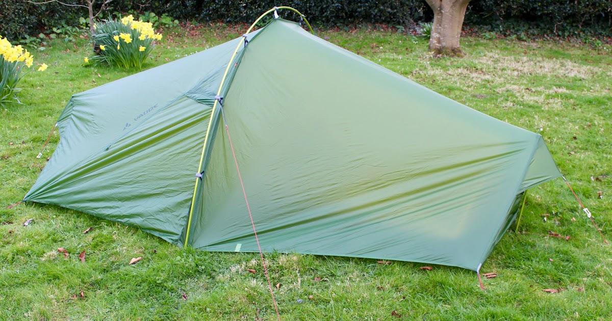 VAUDE Power Lizard SUL 1-2P Tente Mixte Adulte