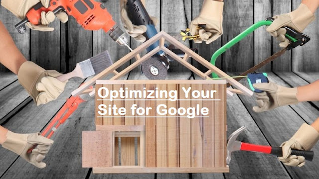 Optimize your site for Google