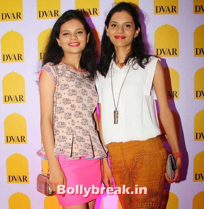 , Payal Rohatagi, Ragini Khanna at DVAR Luxury Store Launch