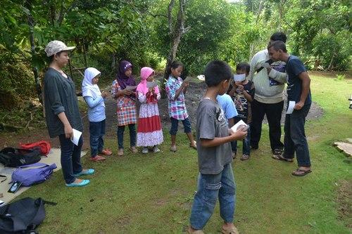 sekolah berjalan, sekber BFM, Book for Mountain, peduli pendidikan, anak-anak pelosok, pelosok negeri, pendidikan di pelosok nusantara, aksi pendidikan, aksi anak muda, welove book we love kids, we adore indonesia, Desa Nglanggaran