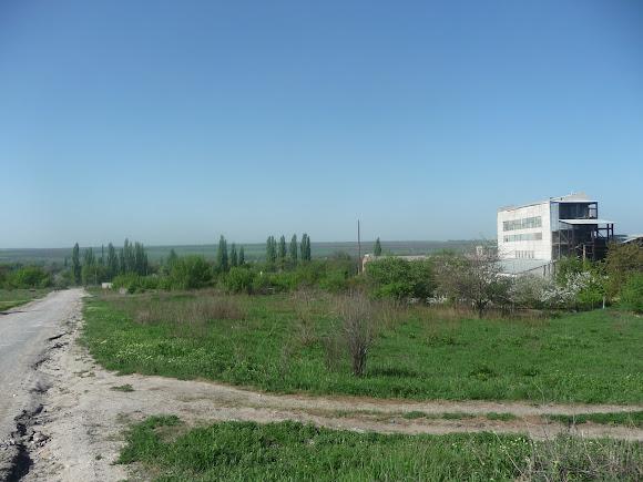 Алексеево-Дружковка. Кондратьевский огнеупорный завод