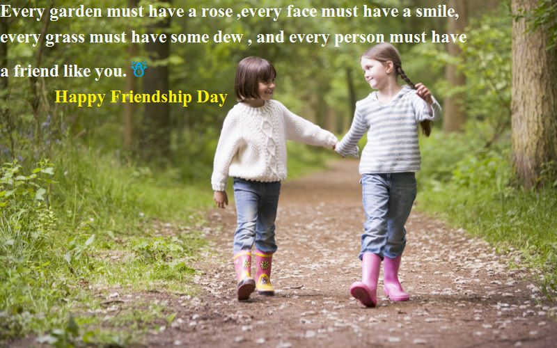Friendship Day Thoughts 2018 Motivational Thoughts Ever